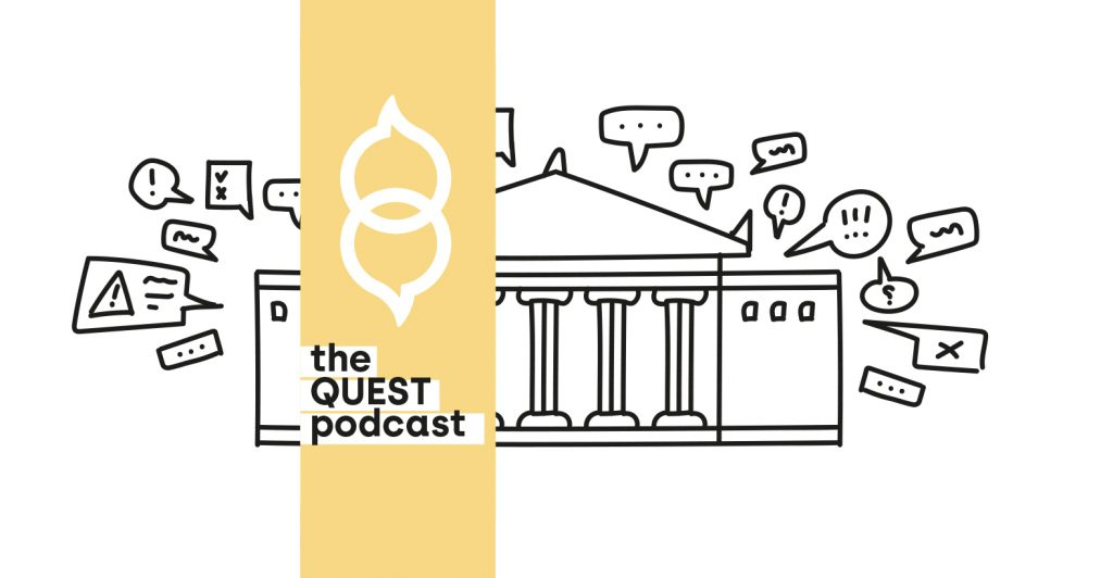 The QUEST Podcast – Episode 1: Science communication at museums and galleries