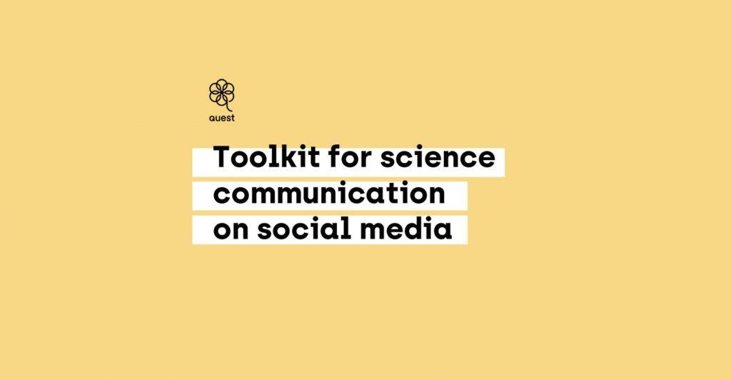 Presentation:Toolkit for science communication on social media